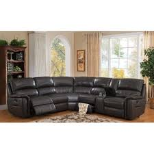 leather sectional sofa with recliner great leather sectional sofa with recliner 74 for your living room
