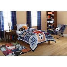 Soccer Comforter Sports Bedding
