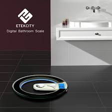 etekcity digital bath bathroom body weight watcher scale up to 400
