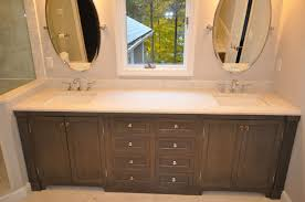 hand made bathroom vanity by k smith custom woodworking