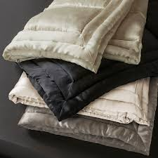 Silk Duvet Cover Queen Donna Karan Silk Quilt Collection Bloomingdale U0027s