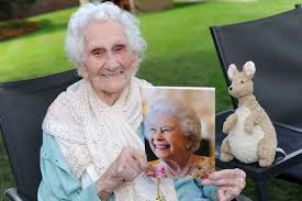 chertsey resident celebrates 100th birthday and attributes her