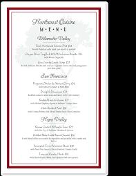 dining menu template photo collection fancy restaurant menus