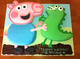 George Pig Cake Decorations 59 Best Peppa Pig Love Images On Pinterest Peppa Pig Pigs And