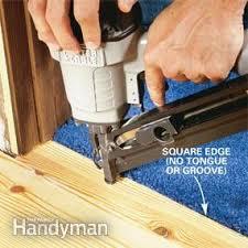 how to install pine floors family handyman