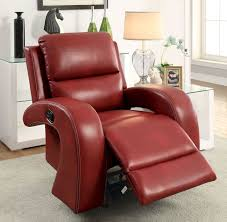 Faux Leather Recliner Best 25 Leather Recliner Chair Ideas On Pinterest Leather