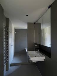 kitchen bath design ideas with having grey finish varnsihed wooden