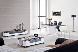 Modern White Tv Table Stand Modrest 2012 Modern White Tv Stand