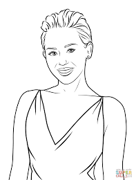 miley cyrus coloring page free printable coloring pages