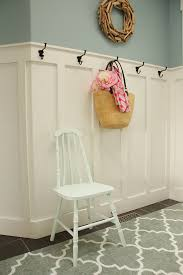 Pictures Of Wainscoting In Dining Rooms Diy Board And Batten Wainscoting The Home Depot Batten Simple