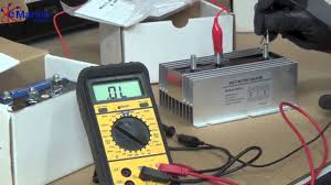 how to test a battery isolator e marine systems youtube