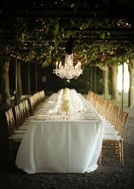 Wedding Chandeliers Secrets Of Event Lighting There U0027s No Such Thing As Too Many