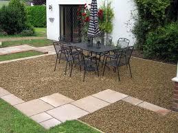 Rock Patio Designs Pea Gravel Landscaping Ideas 13 Extraordinary Pea Gravel Garden