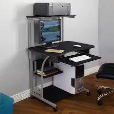Quality Computer Desk Contemporary Office Room Design With Unique Tower Shelf Computer