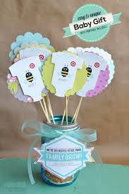baby shower gift 48 diy baby shower gifts tip junkie