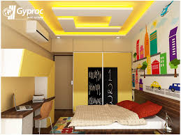 Bedroom Fall Ceiling Designs by Pop False Ceiling Designs For Indian Bedrooms Integralbook Com