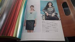 this year u0027s nordstrom holiday catalogue features a model in a