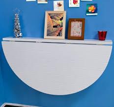 table murale rabattable cuisine sobuy fwt10 w table murale rabattable en bois table de cuisine pliabl