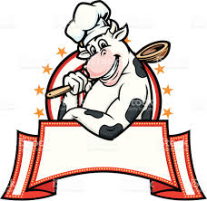 cow chef stock vector art 165735253 istock