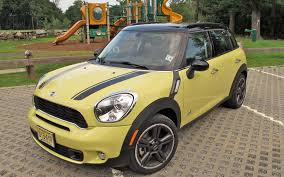 2011 mini cooper s countryman all4 four seasons update august
