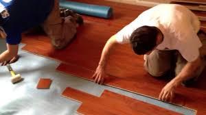 floorama flooring installation of 15mm laminate flooring