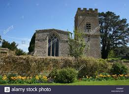 parish church at chastleton house jacobean country house and