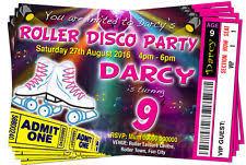 disco party invitations cards u0026 stationery ebay
