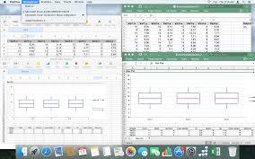 Exle Of Data Analysis Report by Free Analysis Toolpak Replacement Analystsoft Statplus Mac