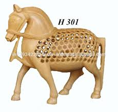 rajasthan wooden antiques horse rajasthan wooden antiques horse