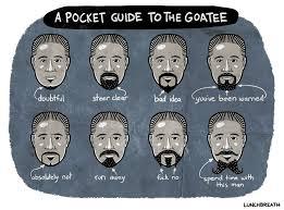 Goatee Meme - van dyke beard pesquisa do google beards pinterest van