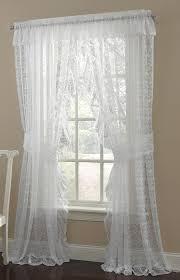 Sheer Ruffled Curtains Valuable Design Ideas Priscilla Curtains Sheer Ruffled Curtain