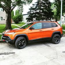 orange jeep cherokee color 2014 jeep cherokee forums