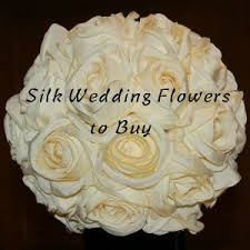 Silk Wedding Flowers Artificial U0026 Silk Flowers Flowers Sheffield From Katie Peckett
