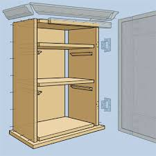 How To Make Storage Cabinets How To Build A Cabinet With Original