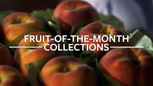 fruit of the month harry david fruit of the month clubs