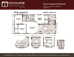 schult modular home floor plans schult timberland 6028 509 excelsior homes west inc