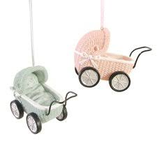 baby carriage ornaments for trees it s time