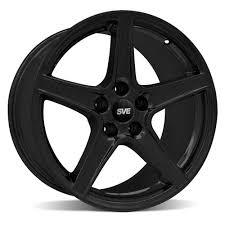 94 saleen mustang mustang saleen wheel 18x10 black 94 04 lmr com