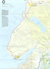 Wrangell Alaska Map by Alaska U2013 Trailmonkey
