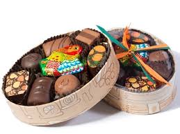 thanksgiving chocolates chocolate thanksgiving box 8 li lac chocolates