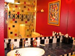 Mickey Home Decor Awesome Minnie Mouse Bathroom Decor Home Design Image Of Mickey