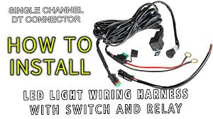 how to wire led light bar to high beam light bar wire diagram t8 wiring stylesync me led rzr recon xtreme