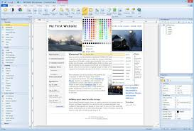web design software freeware pablo software solutions wysiwyg web builder