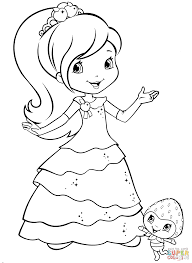 100 strawberry shortcake coloring pages free strawberry