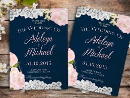 navy blue wedding invitations navy blue wedding invitation rustic wedding invitation barn