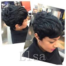 reat african american pixie lace front human hair wigs cheap pixie cut short glueless wig with