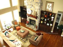 a great room design for less