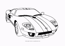 mustang coloring pages ppinews