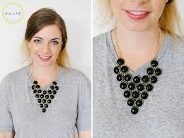 wear necklace images How to wear a statement necklace zest it up jpg