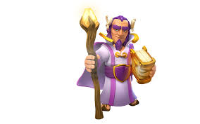 wallpapers arcer quen clash of clash of clans the grand warden clash of clans